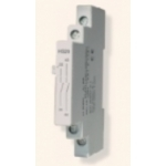 Kontaktas papildomas šoninis, automatiniams išjungėjams, 1NO+1NC, PS ETIMAT, ETI 02159031 Citiem automātisko slēdžu