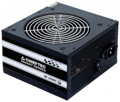 Korpuso maitinimo blokas PSU Chieftec Smart GPS-700A8 700W, 80 PLUS, 120 mm fan, Efficiency 80%
