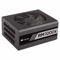 Korpuso maitinimo blokas PSU Corsair RMx Series RM1000x 1000W, 80 PLUS Gold, Fully modular, 135mm