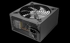 Korpuso maitinimo blokas PSU Tacens ATX RADIX ECO III 650W, 87+ ECO design, 140mm / 10dB fan