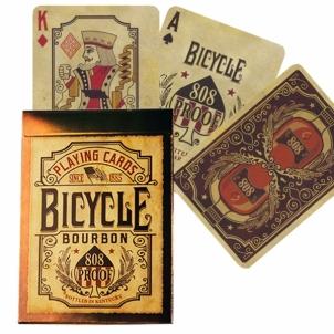 Kortos Bicycle Bourbon Žaidimai, kortos