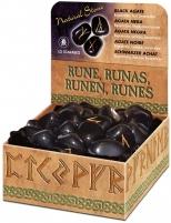 Kortos Black Agate runos