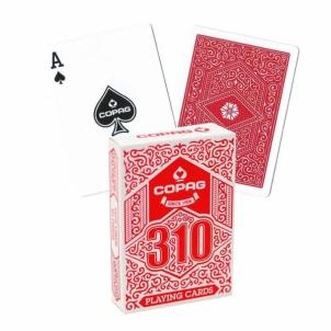 Kortos Copag 310 pokerio (Raudonos)