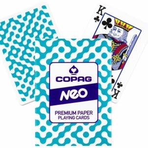 Kortos Copag Neo Candy Maze pokerio