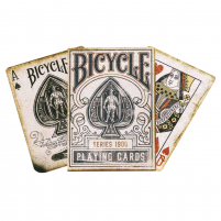 Kortos Ellusionist 1900 Vintage Blue Bicycle