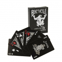 Kortos Ellusionist Black Tiger Legacy Bicycle