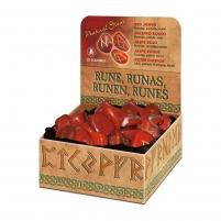 Kortos Red Jasper Runos