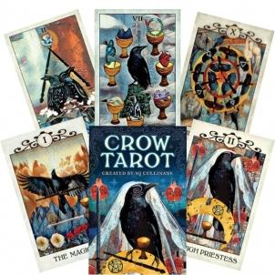 Kortos Taro Crow Spēles
