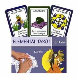 Kortos Taro Elemental Tarot for Kids