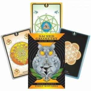 Kortos Taro Sacred Geometry Healing Cards