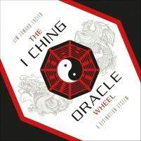 Kortos The I Ching Oracle Wheel būrimo lenta