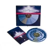 Kortos The Tarot Wheel būrimo lenta