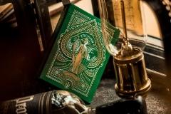 Kortos Theory11 Green Tycoon