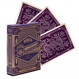 Kortos Theory11 Monarchs (Violetinės)