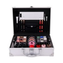 Kosmetikos rinkinys 2K All About Beauty Train Case Cosmetic 60,2g Kosmetikos rinkiniai