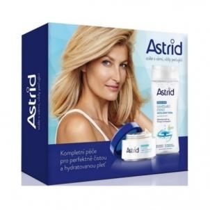 Kosmetikos rinkinys Astrid Gift Set moisturizing skincare Moisture Time Косметические наборы