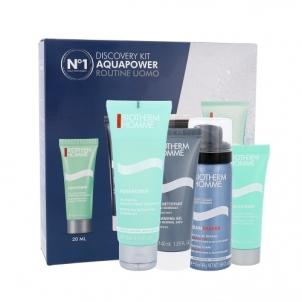 Kosmetikos rinkinys Biotherm Homme Aquapower Oligo Thermal Care Kit Cosmetic 20ml Kosmetikos rinkiniai