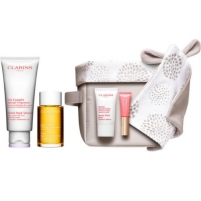 Cosmetic set Clarins Gift set for future mothers Maternity Cosmetic kits