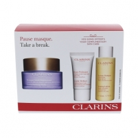 Kosmetikos rinkinys Clarins Take A Break Kit Cosmetic 75ml