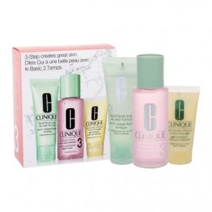 Kosmetikos rinkinys Clinique 3step Skin Care System3  50ml