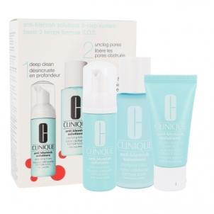 Kosmetikos rinkinys Clinique Anti-Blemish Solutions 3-Step System  180ml Kosmetikos rinkiniai