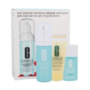 Kosmetikos rinkinys Clinique Anti Blemish Solutions Clinical Clearing Kit Cosmetic 95ml Kosmetikos rinkiniai