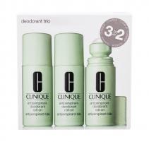 Kosmetikos rinkinys Clinique Deodorant Trio  225ml Kosmetikos rinkiniai