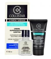Kosmetikos rinkinys Collistar Men Supermoisturizing Soothing Cream  65ml Kosmetikos rinkiniai