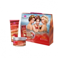 Kosmetikos komplekts Dermacol Aroma Ritual Apple & Cinnamon Kit 7083 Cosmetic 250ml
