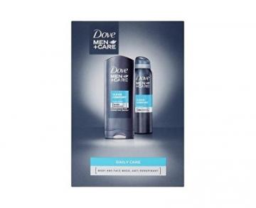 Kosmetikos rinkinys Dove Gift Set for Men Men + Care Clean Comfort Kosmetikos rinkiniai