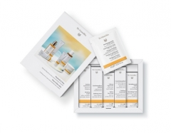 Cosmetic set Dr. Hauschka Gift set for problematic, oily and mixed skin Pure + Fine Cosmetic kits