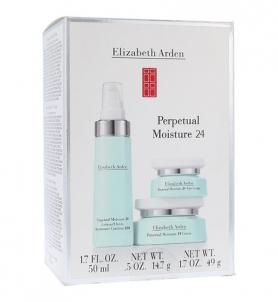 Kosmetikos rinkinys Elizabeth Arden Perpetual Moisture 24 Kit Cosmetic 113,7ml Kosmetikos rinkiniai