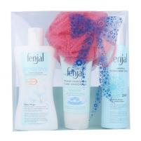 Kosmetikos rinkinys Fenjal Sensitive Shower Cream Kit 1403 Cosmetic 425ml Kosmetikos rinkiniai