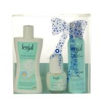 Kosmetikos rinkinys Fenjal Sensitive Shower Cream Kit 1505 Cosmetic 400ml Косметические наборы