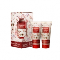 Cosmetic set Frais Monde Cherry Blossoms Gift Duo Kit Cosmetic 400ml