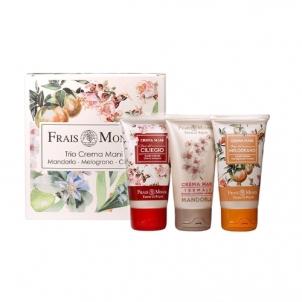 Kosmetikos rinkinys Frais Monde Trio Hand Cream Kit Cosmetic 150ml Kvepalų ir kosmetikos rinkiniai