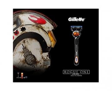 Kosmetikos rinkinys Gillette Gift Set for Men Fusion ProGlide Flexball - Limited Edition Star Wars Косметические наборы