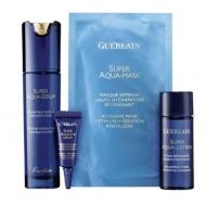 Cosmetic set Guerlain Super Aqua Wrinkle Care Gift Set Cosmetic kits