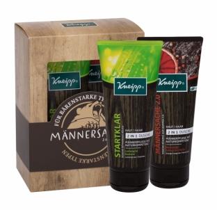 Kosmetikos rinkinys Kneipp Men 2 in 1 Body Wash Shower Gel 200ml Kvepalų ir kosmetikos rinkiniai