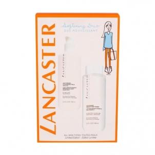 Kosmetikos rinkinys Lancaster Softening Duo Kit Cosmetic 400ml Kosmetikos rinkiniai