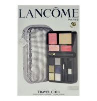 Cosmetic set Lancome Travel Chic Evening Make-up Pouch Kit Cosmetic 16,9ml