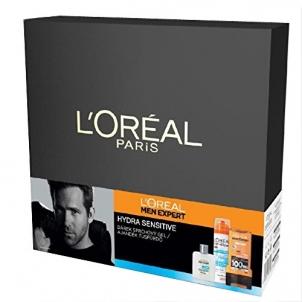Kosmetikos rinkinys Loreal Men Expert Hydra Sensitive Kosmetikos rinkiniai