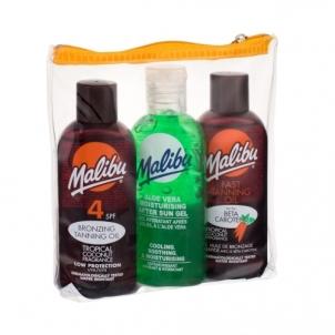 Kosmetikos rinkinys Malibu Sun Travel Kit Cosmetic 100ml Kosmetikos rinkiniai