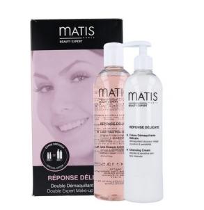 Kosmetikos rinkinys Matis Réponse Délicate Double Expert Make-up Removal Kit Cosmetic 800ml Kosmetikos rinkiniai