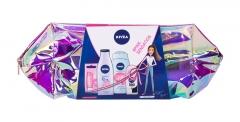 Kosmetikos rinkinys Nivea Clay Fresh Hibiscus & White Sage Shower Gel 250ml Kosmetikos rinkiniai