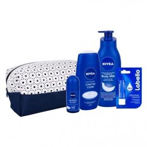 Kosmetikos rinkinys Nivea Creme Care Kit Cosmetic 250ml Kosmetikos rinkiniai