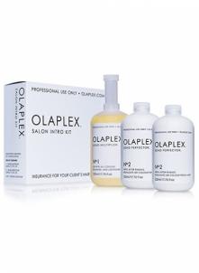 Kosmetikos rinkinys Olaplex Set (Salon Intro Kit) 3 x 525 ml Kvepalų ir kosmetikos rinkiniai