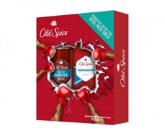 Kosmetikos rinkinys Old Spice Gift Set for Men Antiperspirant Spray Shower Gel + Kosmetikos rinkiniai