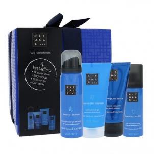 Kosmetikos rinkinys Rituals Pure Refreshment Kit Cosmetic 70ml Kosmetikos rinkiniai