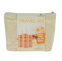 Kosmetikos rinkinys Schwarzkopf BC Sun Protect Travel Kit Cosmetic 300ml Косметические наборы